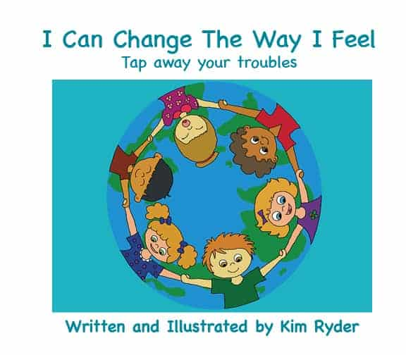 I Can Change The Way I Feel - Children's Tapping Book - Total Integrated Therapy