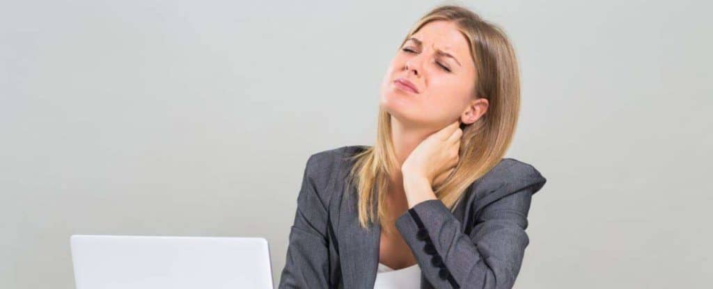 Neck Pain Relief - Massage Therapy