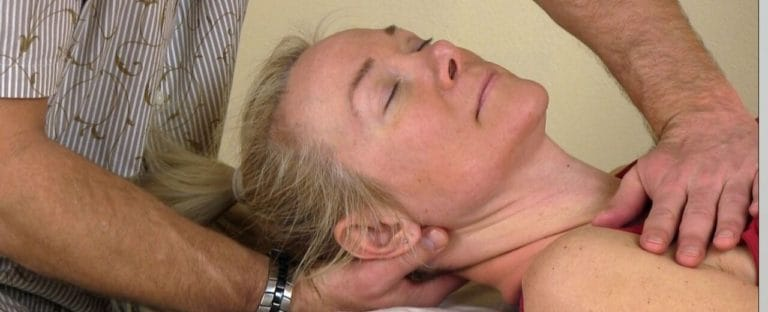 Do It Yourself Neck Pain Relief - Total Integrated Therapy