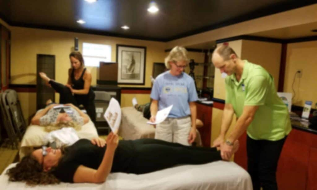 Medical Massage Certification Workshops Canby Oregon Total integrated Therapy