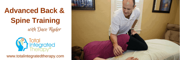 Back Massage Training Certification