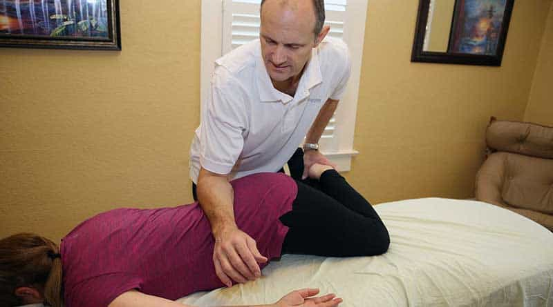 Back and Spine Massage Certification Training