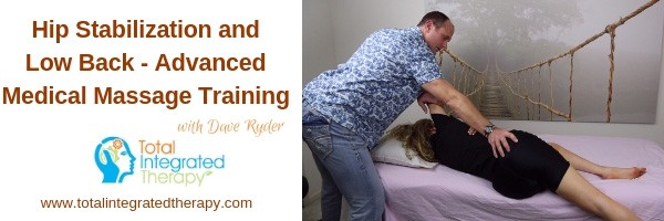 Hips and Low Back Medical Massage Training Certification