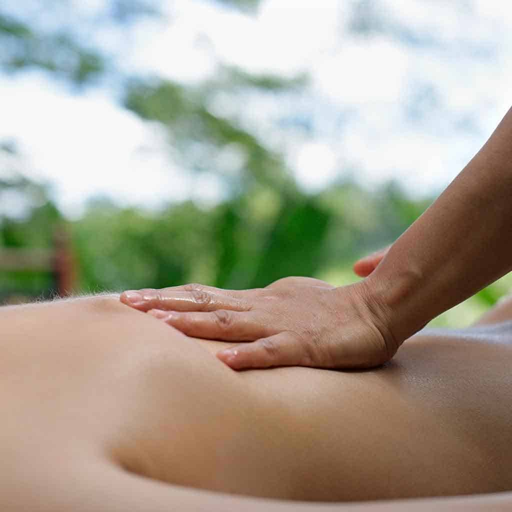 Back Massage Tualatin