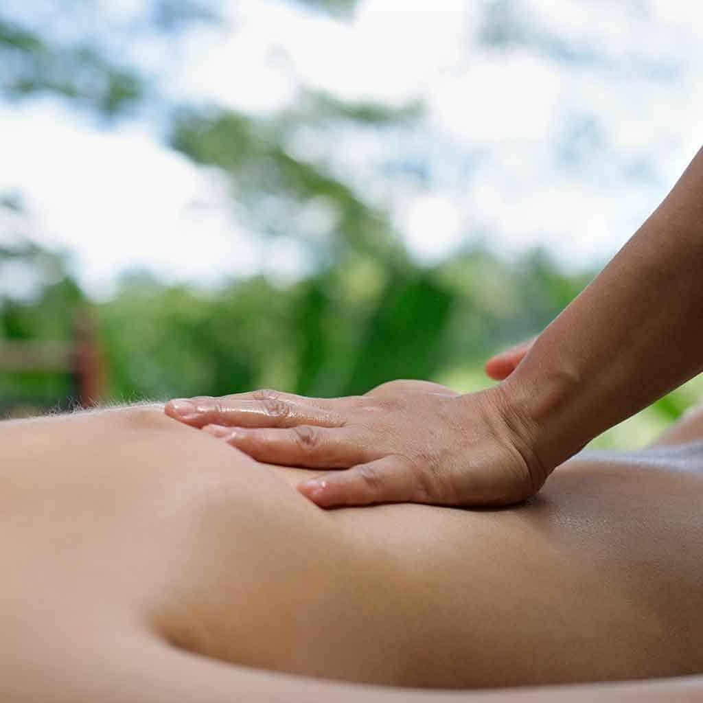 Back Massage Wilsonville