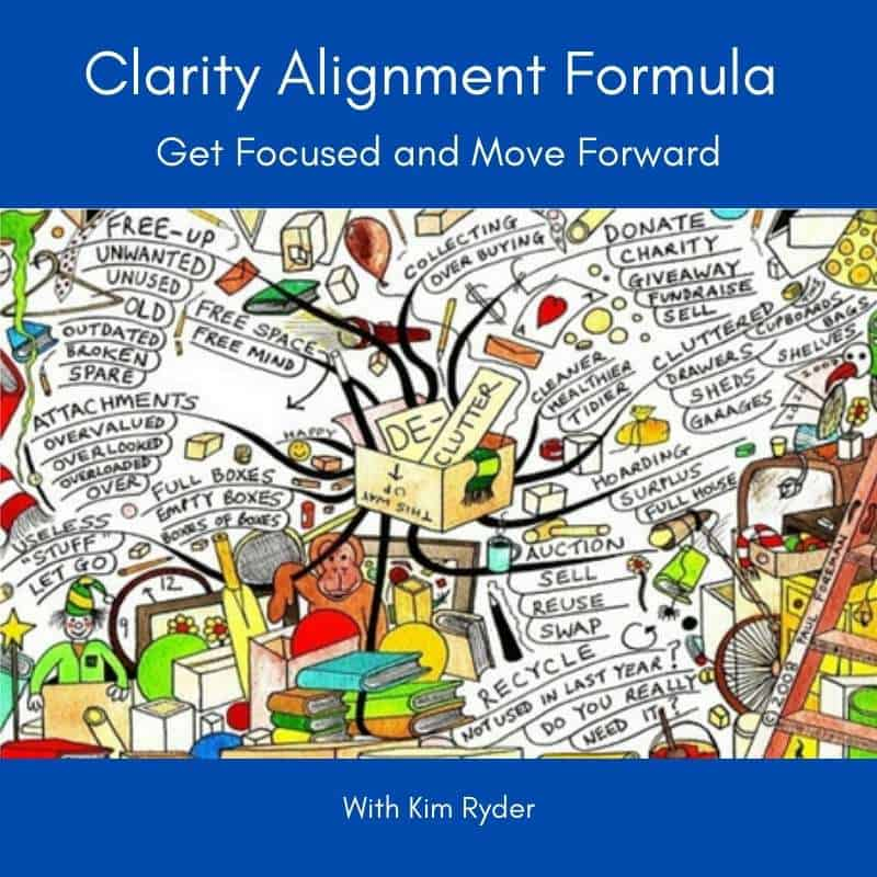 Clarity Alignment Formula - By Kim Ryder