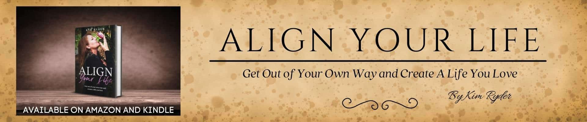 Align Your Life Book